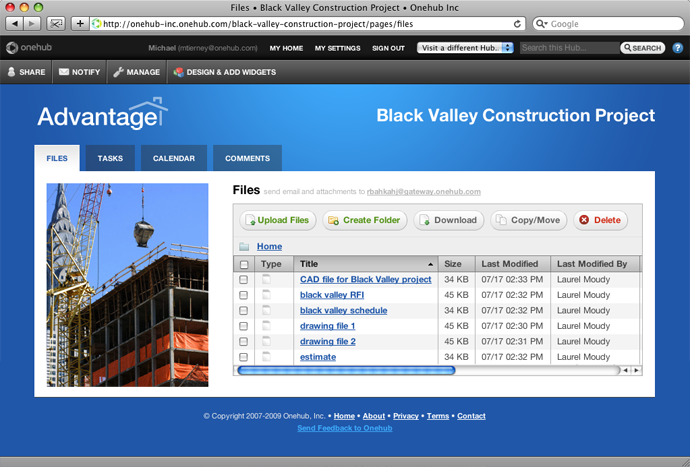 Black Valley Construction Hub